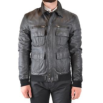 S.w.o.r.d 6.6.44 Ezbc197005 Men-apos;s Veste Black Leather Outerwear