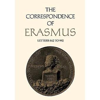 Korrespondens Erasmus av Desiderius Erasmus