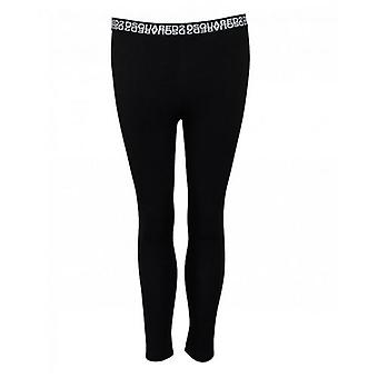 Dsquared2 Tape Logo Cropped Leggings