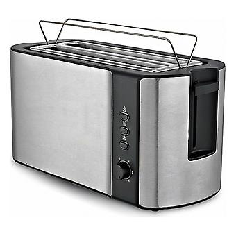 Toaster COMELEC TP1727 1400W Silber