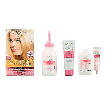 Permanent Dye Excellence L'Oreal Make Up Light rubia