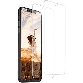 Skärmskydd iPhone 11 Pro härdat glas / 2.5D - transparent