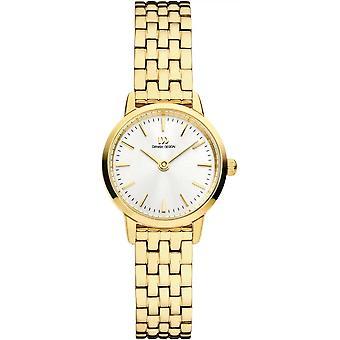 Dinamarquês Design IV91Q1268 Akilia Relógio feminino