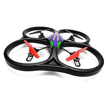 WL hračky V262 2,4 GHz veľký 6 OS RC quadcopter RTF