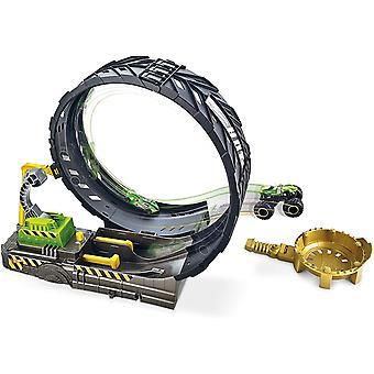 Heiße Räder Monster Truck Loop Playset