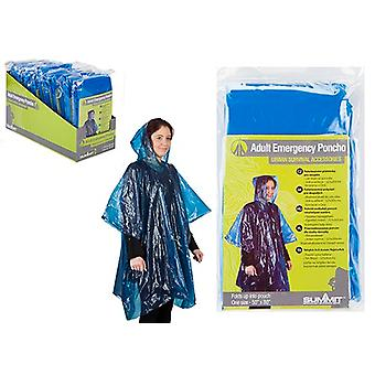 Adult Emergency Poncho 50X80