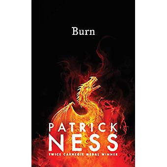 Burn by Patrick Ness - 9781406375503 Book