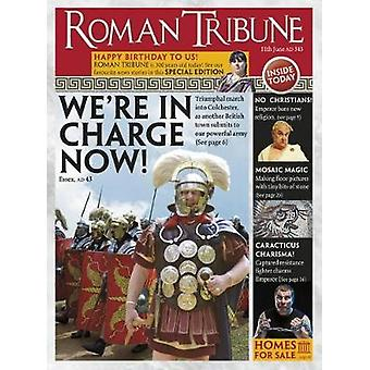 The Roman Tribune by Andrew Langley - 9781474754774 Book