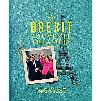 The Brexit Souvenir Treasury by Adam G Goodwin - 9781911622109 Book