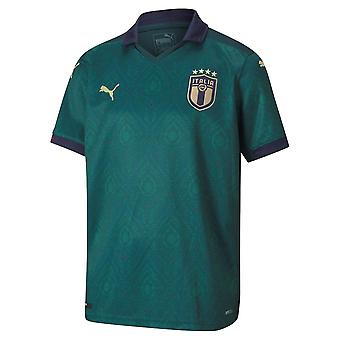 Puma Kinder Italien dritte shirt 2020 Junior Replica Top Kurzarm