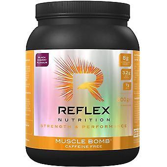 Reflex Nutrition Muscle Bomb Caffeine Free 600 g