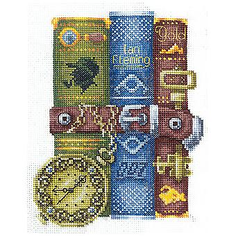 Andriana Cross Stitch kit - Books for Him