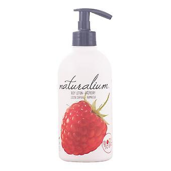 Body Lotion Raspberry Naturalium (370 ml)