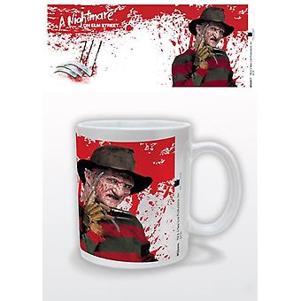 Un incubo su Elm Street Freddy Krueger Tazza