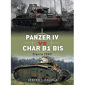 Panzer IV vs. Char B1 Bis: France 1940