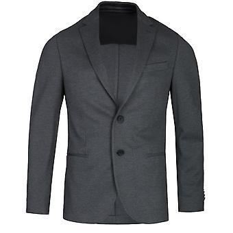 BOSS Norwin-J Charcoal Grey Blazer