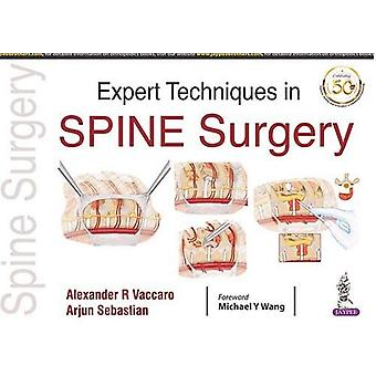Expert Techniques in Spine Surgery by Alexander R Vaccaro - 978935270