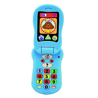 hey duggee flip and learn phone with light up screen and sounds for ages 18