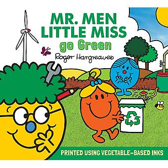 Mr. Men Little Miss go Green by Adam Hargreaves