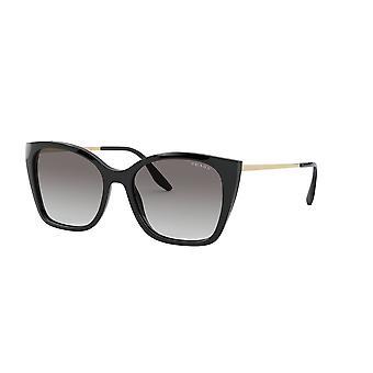 Prada SPR12X 1AB0A7 Black/Grey Gradient Sunglasses
