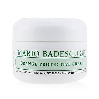 Mario Badescu Orange schützende Creme - Kombination / trockene / empfindliche Hauttypen 29ml / 1oz