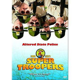 Super Troopers [DVD] USA import