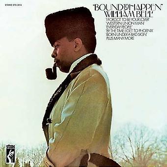 William Bell - Bound to Happen (LP) [Vinyl] USA import