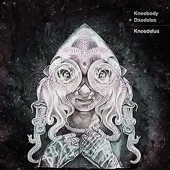 Kneebody & Daedelus - Kneedelus [CD] USA import