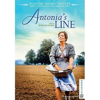 Antonia's Line [DVD] USA import