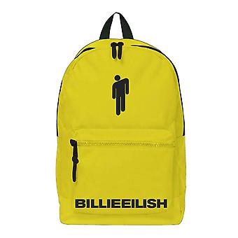 Billie Eilish Backpack Bag Bad Guy Bloshh Logo new Official Yellow