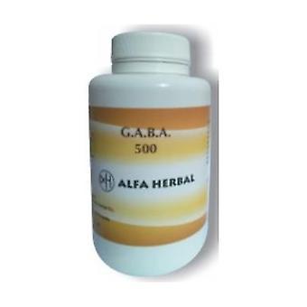 Gaba 500 mg 120 kapselia