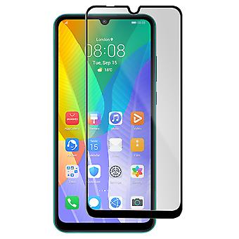 Screen protector for Huawei Y6p Tempered Glass 2.5D Contour - Black