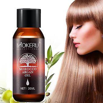 Natural Organic Morocco Argan Oil Hair Care Scalp Essential Oil For Repairing