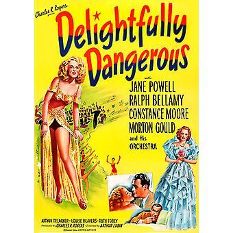Delightfully Dangerous [DVD] USA import