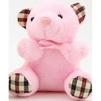Small 10cm Key Chain Plush Bear Toys - Stuffed Animal Toy