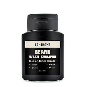 Vitamin Essence Deep Cleansing nærende Mænd's Skæg Shampoo, Cleanser
