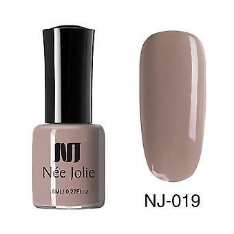 Nail Polish Fast Dry Ordinary Colors For Summer Nail Art Decoration