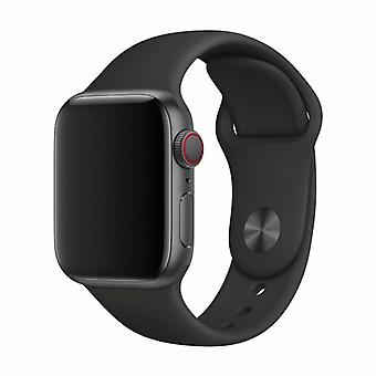 Apple Watch 42/44MM Black Strap - Sport Strap