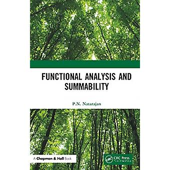 Functional Analysis and Summability by Natarajan & P.N. Mission Vivekananda College & Chennai