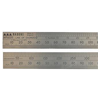 Stanley Tools 60R Line of Chords Rule 60cm STA135333