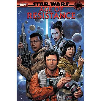 Star Wars Age Of Resistance by Tom Taylor & G Willow Wilson & Illustrated by Leonard Kirk