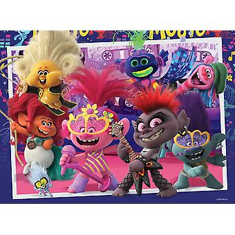 Ravensburger Trolls 2 World Tour XXL 100pc Jigsaw Puzzle