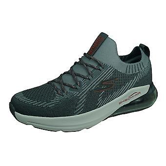 Skechers Go Run Air Stratus Mens Running Trainers / Shoes - Grey