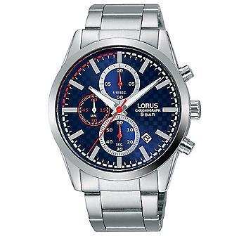 Lorus Herren Kleid Chronograph Armband Uhr (Modell Nr. RM391FX9)