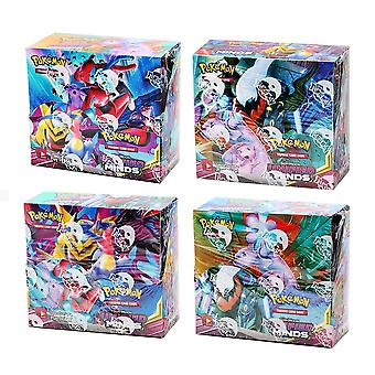 Pokemon Cards Sun & Moon Xy Evolutions Booster Box - Collectible Trading Cards Game