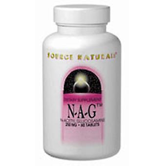 Quelle Naturals N-A-G, 500 mg, 30 Tabs