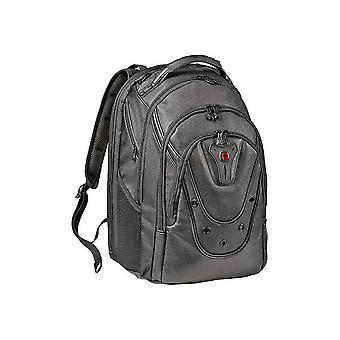 """Wenger Ibex 17"""" Backpack Shock Absorbing Shoulder Straps - 26 Litre"""