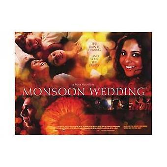 Monsoon Wedding Movie Poster (11 x 17)