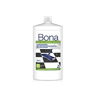 Bona Floor Polish-Stone/Laminate/Tile 1L WP511013021
