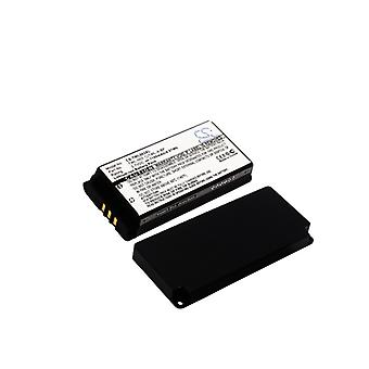 Extended Battery with back cover for Nintendo DSi NDSi NDSiL TWL-003 1100mAh